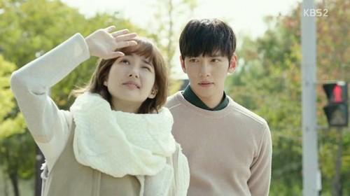 Korean Dramas پیپر وال possibly containing a portrait called Healer drama❤ ❥