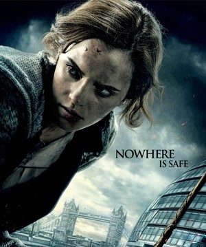 Hermione, poster Deathly Hallows
