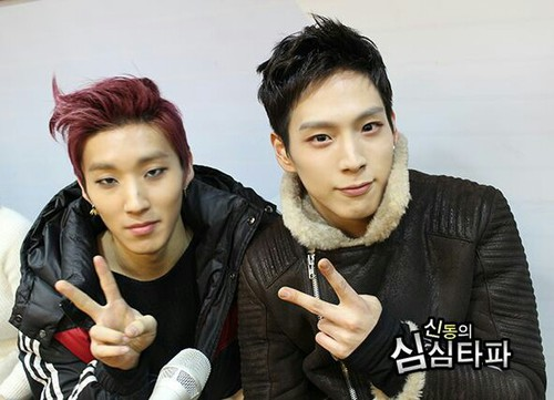 Himchan~Jongup hotties❤ ❥