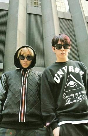 Himchan~Jongup hotties❤ ❥