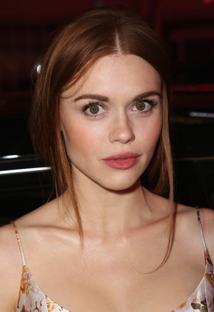 Holland attends VANITY FAIR and L'Oreal Paris D.J. Night Benefit in LA
