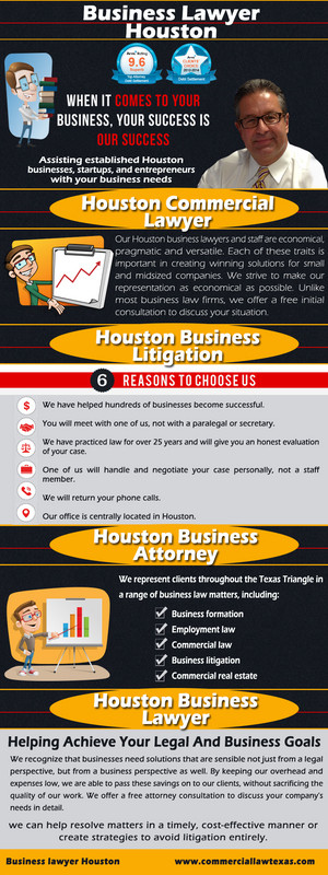Houston Business Lawyer