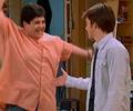 Hug me brother!
