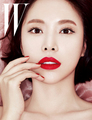 Hwang Jung Eum For W Korea's March 2015 Issue