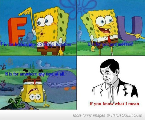 Spongebob Squarepants kertas dinding containing Anime entitled I had to...