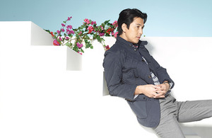 INDIAN Spring 2015 Ad Campaign W/ Jung Woo Sung