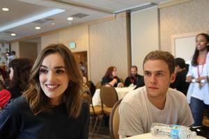 Iain and Liz