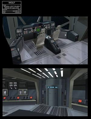 Imperial Light crucero Concept Art