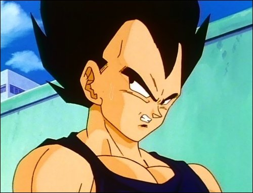 ドラゴンボールZ 壁紙 possibly containing アニメ called It's Vegeta!!
