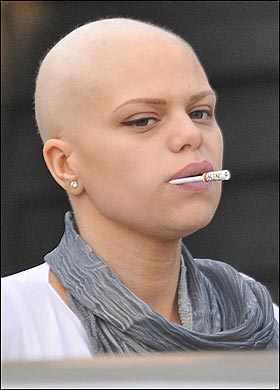 Jade Cerisa Lorraine Goody (5 June 1981 – 22 March 2009)