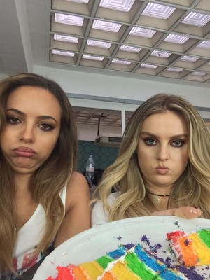 Jade and Perrie ♥