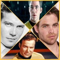 James T Kirk New/Old