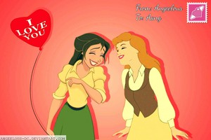 Jane/Cinderella Happy Valentine's Day!