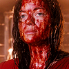 film horror foto with a portrait called Jane Levy in 'Evil Dead (2013)'