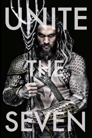 Jason Mmomoa as Aquaman