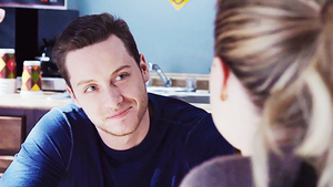 jay Halstead and Erin Linsday