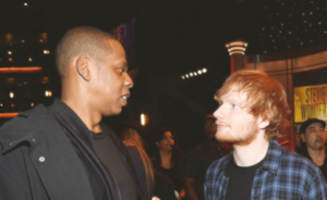 Jay Z and Ed
