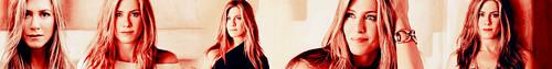 Jennifer Aniston photo possibly with a spatula entitled Jennifer Aniston - Banner
