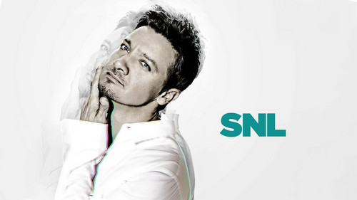Jeremy Renner wallpaper possibly with a portrait titled Jeremy Renner Hosts SNL: November 17, 2012