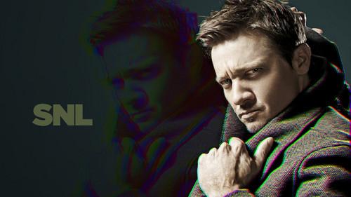 Jeremy Renner wallpaper titled Jeremy Renner Hosts SNL: November 17, 2012