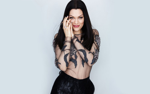 Jessie J wallpaper probably containing attractiveness called Jessie J Cosmopolitan