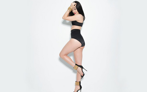 Jessie J fondo de pantalla with a leotard, tights, and a maillot titled Jessie J Sweet talker