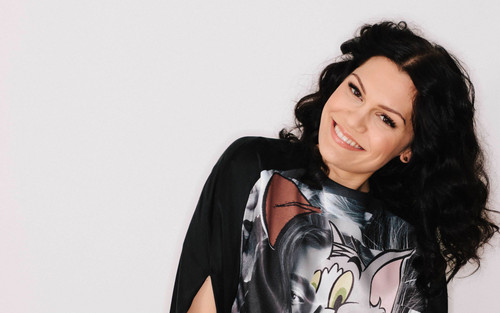 Jessie J wallpaper probably with an outerwear, a playsuit, and a blus called Jessie J cute