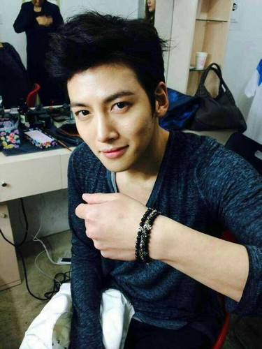 Ji Chang Wook Обои possibly with a sign titled Ji Chang Wook