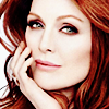 Julianne Moore photo with a portrait and attractiveness titled Julianne Moore