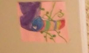 Julissa the bird