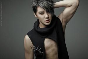 Junsu 'FLOWER' teaser तस्वीरें