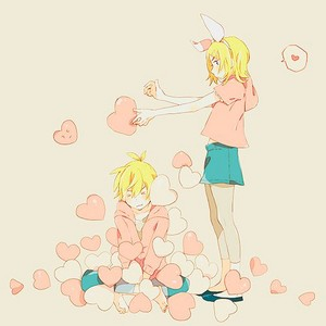 Kagamine Rin and Kagamine Len | Vocaloid