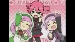Kasane Teto, Momone Momo, and Defoko