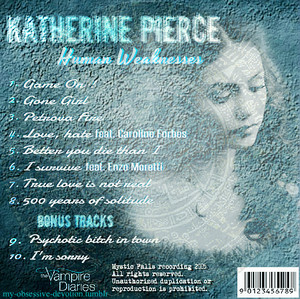 Katherine Pierce album cover