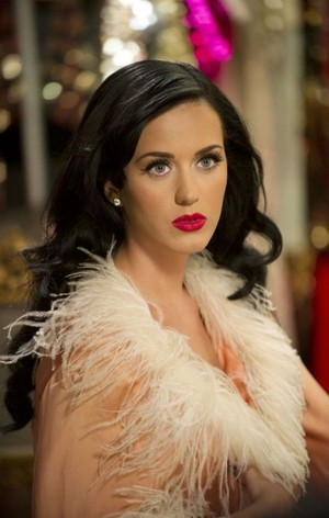Katy's Dressing Room