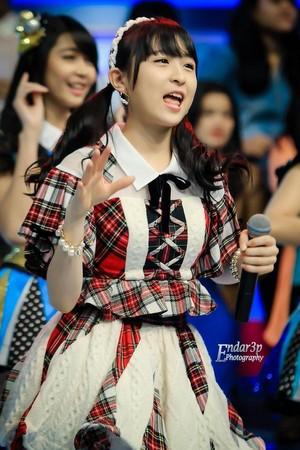 Kawamoto Saya AKB48 x JKT48 コンサート 2015