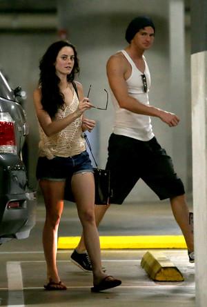 Kaya and Ben