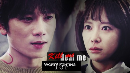 Drama Korea kertas dinding with a portrait called Kill Me, Heal Me