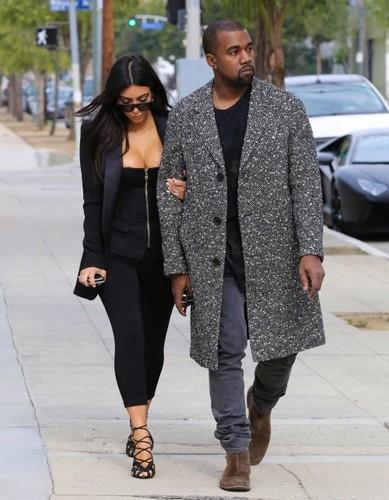 Kim Kardashian wallpaper containing a business suit titled Kim Fan Art