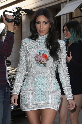 Kim Kardashian wallpaper entitled Kim Fan Art