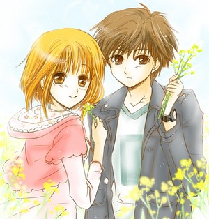 Kisa and Hiro