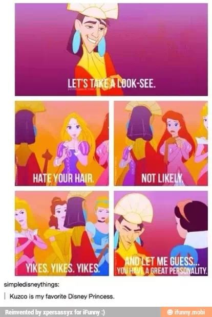 Kuzco and the DPs.