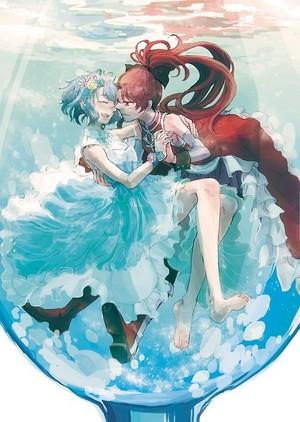 Kyouko Sakura and Sayaka Miki | Puella Magi Madoka Magica