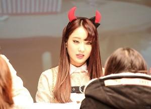 KyungRi - Sincheon Fansign Event