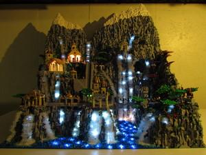 LEGO The Hobbit-Rivendell