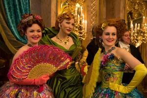 Lady Tremaine,Drisella,Anastasia