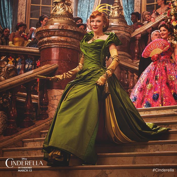 Cinderella (2015) YIFY subtitles