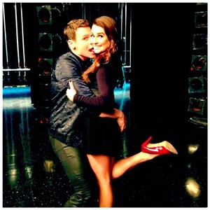 Lea and Jonathon