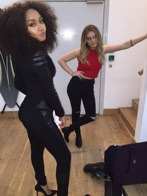Leigh and Perrie