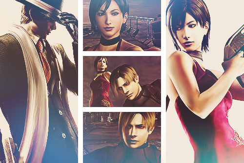 Leon Kennedy 바탕화면 possibly containing a stained glass window called Leon Kennedy*_*Resident Evil Damnation